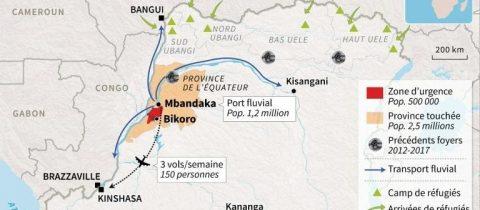 Veille Internationale : EBOLA en République Démocratique du Congo (RDC)