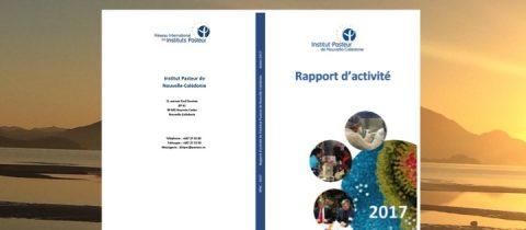 Dans la série «Rapports d'activité», ne rater pas la dernière publication!